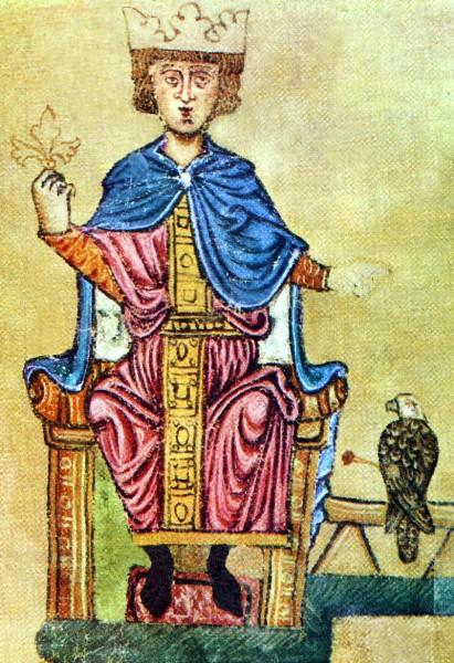 la scuola siciliana Federico II